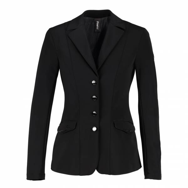 PIKEUR 女用比賽西裝外套 (黑色/36)