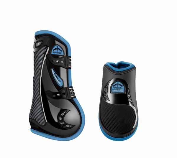VEREDUS 碳纖維凝膠障礙護具 (透氣款/前後腿/2色可選)