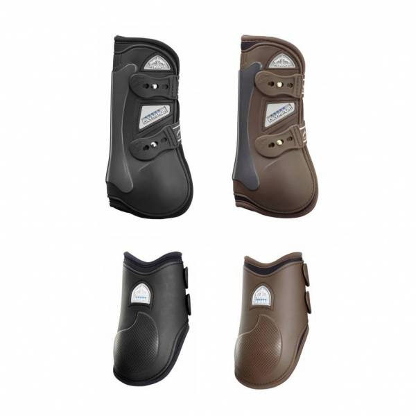 VEREDUS 雙重密度障礙護具 (前後腿/2色可選)