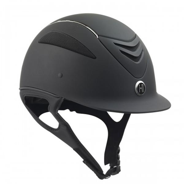 One K 透氣騎士帽 (黑色/L/XL)