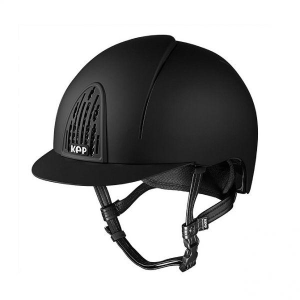 KEP 透氣騎士帽 (基本款/黑色/M/53/54/55/56/57/58)