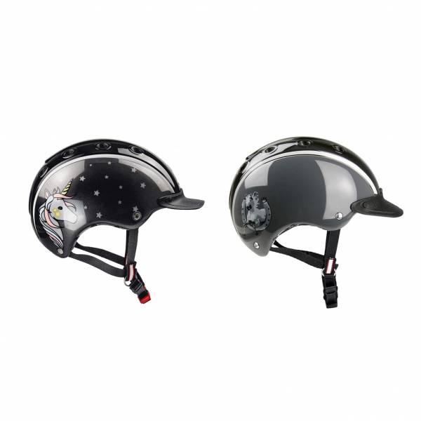 CASCO 兒童透氣騎士帽 (2款可選/XS/50-52/S/52-56)