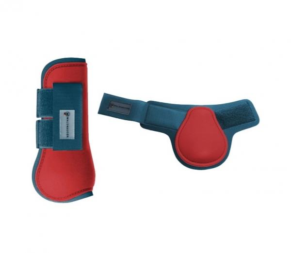 障礙護具 (前後腿/紅色/FULL)