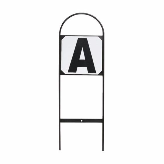 馬場馬術牌 (12字)