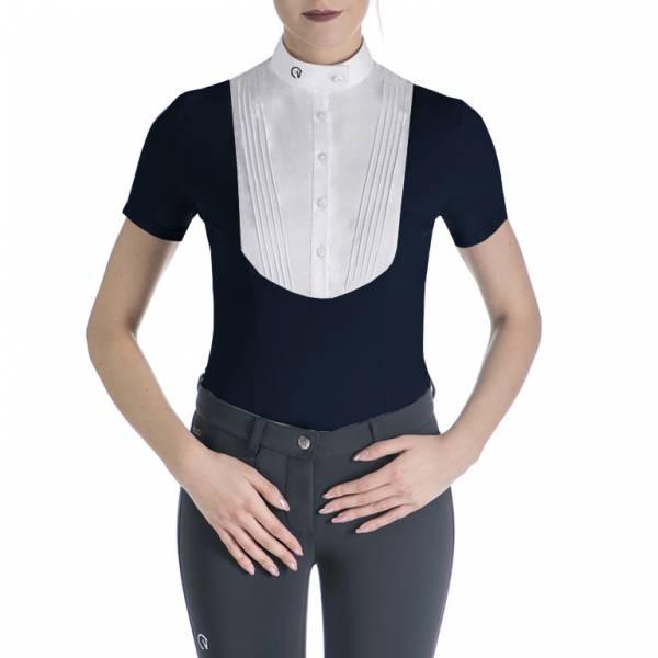 EGO7 女用比賽衫 (藍色/36)