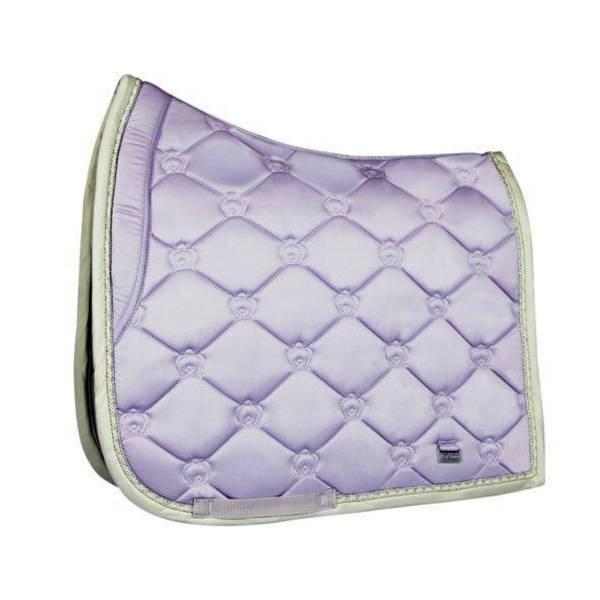 馬場馬術汗墊 (粉紫色)