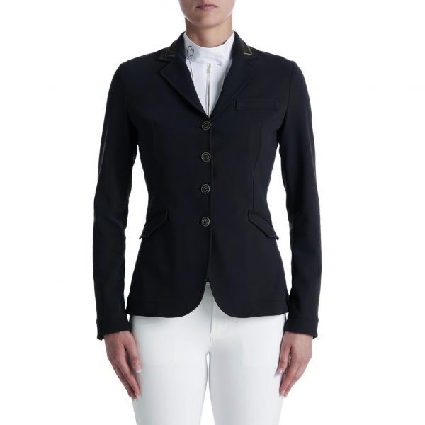 VESTRUM 女用比賽西裝外套 (黑色/EU36)