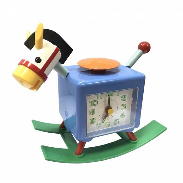 搖擺小馬造型鬧鐘 (馬叫聲)
