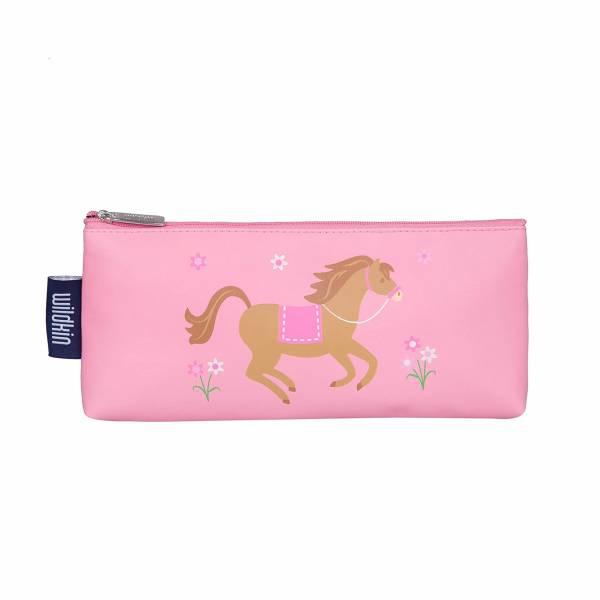 可愛小馬筆袋 (粉紅色)
