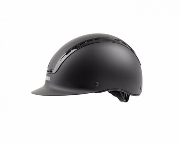 UVEX 透氣騎士帽 (亮面)
