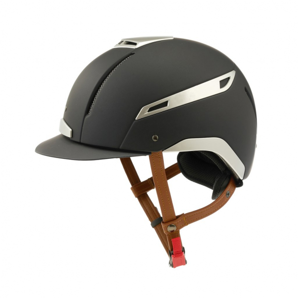 JIN STIRRUP 透氣騎士帽 (可替換式帽襯)