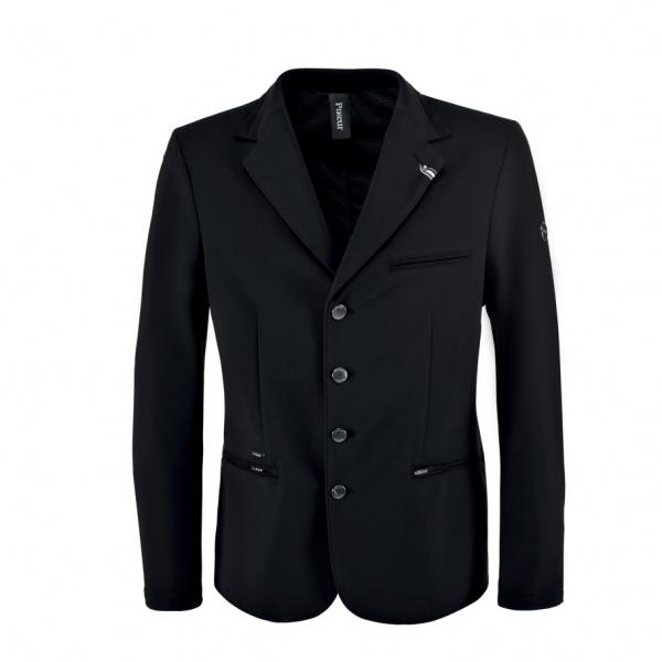 PIKEUR 男用比賽西裝外套 (黑色/46)