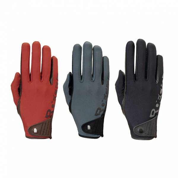 Roeckl 新款透氣騎馬手套 (止滑透氣/3色可選/7-8.5)