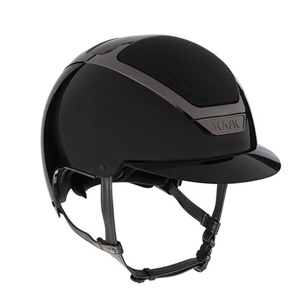 KASK 透氣騎士帽 (黑色/亮漆盔/L/60/61/62)