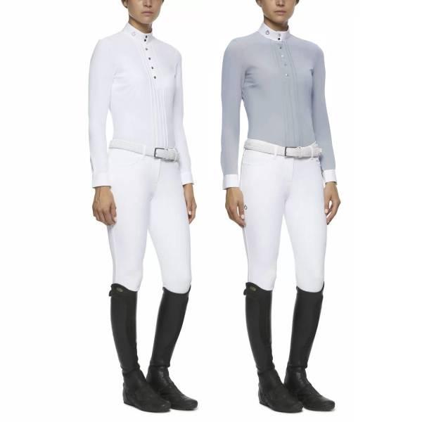 CAVALLERIA TOSCANA 女用長袖比賽衫 (2色可選)