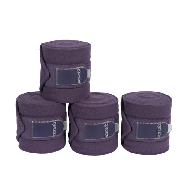 ESKADRON 綁腿繃帶 (一組4入/紫色)