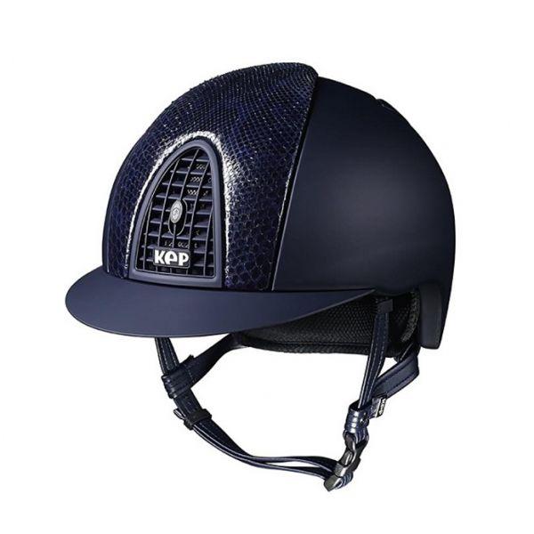KEP 透氣騎士帽 (藍色)