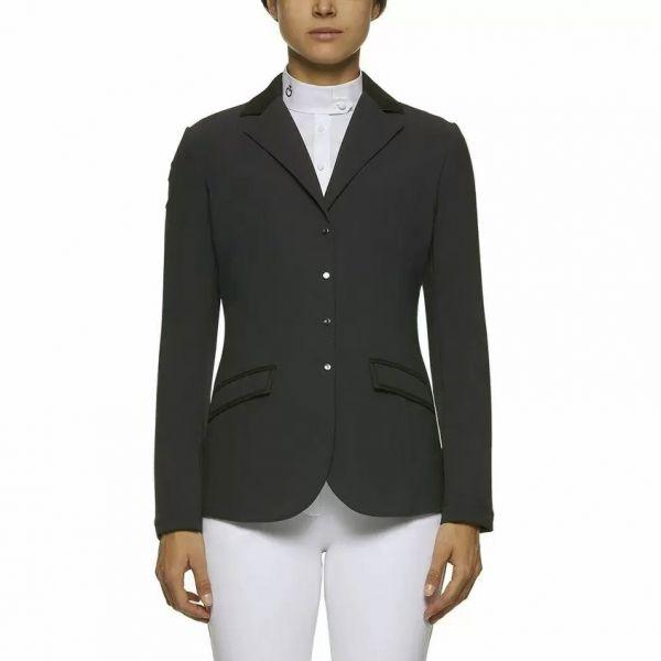CAVALLERIA TOSCANA 女用比賽西裝外套 (黑色/輕量/38/40/42/44)
