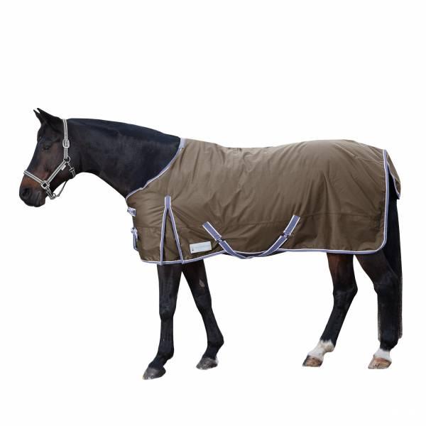 保暖防風馬衣 (薄款/棕綠色/135cm/145cm)