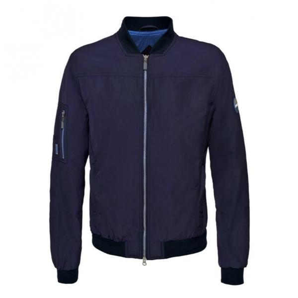 PIKEUR 男用薄夾克 (深藍色)