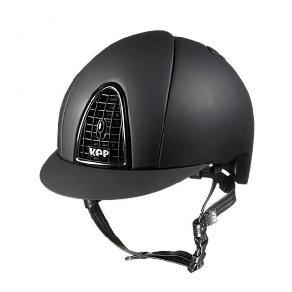 KEP 透氣騎士帽 (霧面黑/黑框/M/53/54/55/56/57/58)