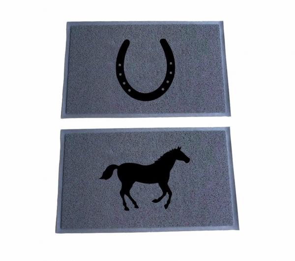 馬/馬蹄造型腳踏墊 (共有2款可選)
