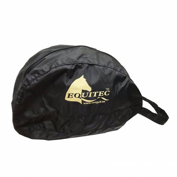 EQUITEC 騎士帽袋