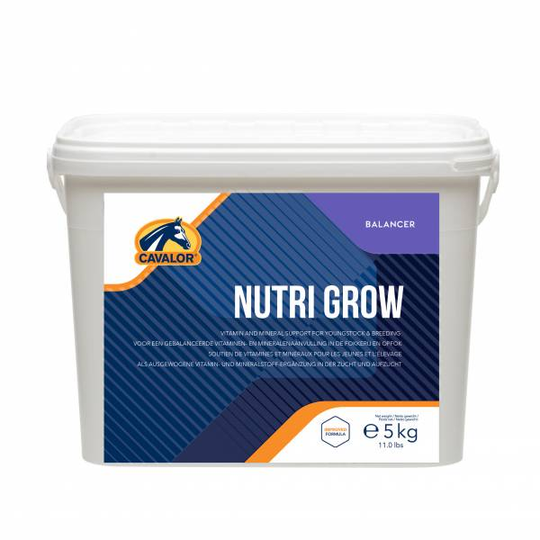 CAVALOR 馬用成長綜合營養品 (幼馬/懷孕母馬適用/5kg)