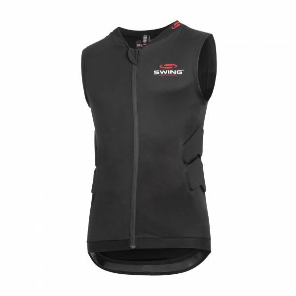 成人背部防護衣 (黑色)