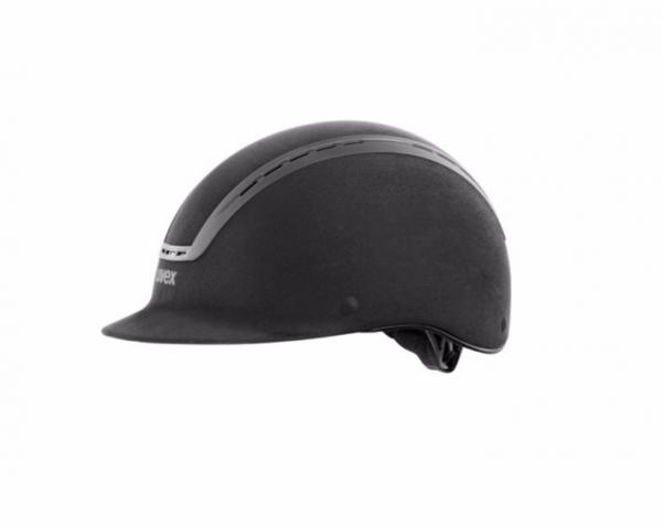 UVEX 透氣騎士帽 (布面)