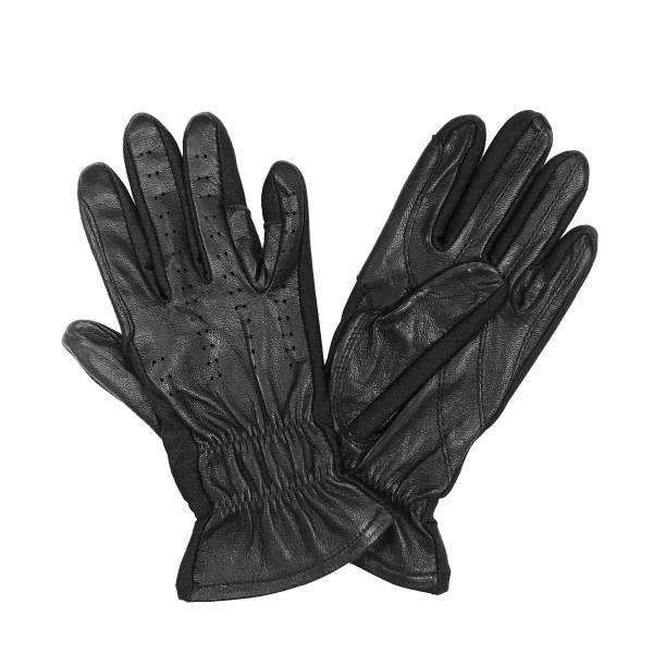 騎馬專用手套 (羊皮/黑色)
