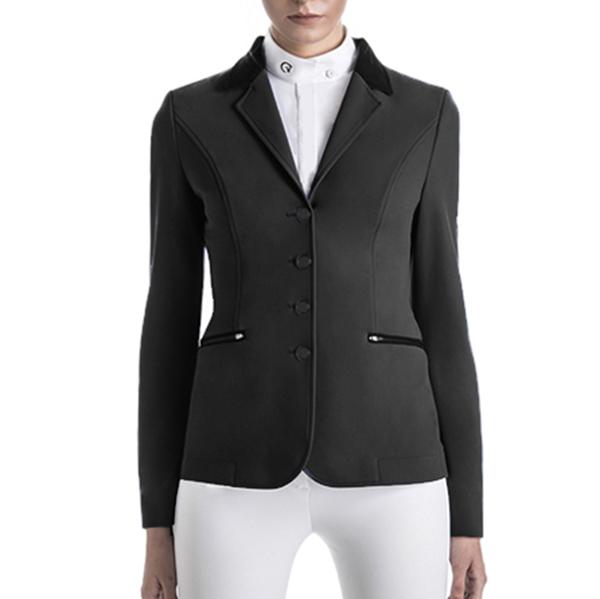 EGO7 女用比賽西裝外套 (黑色/EU36)