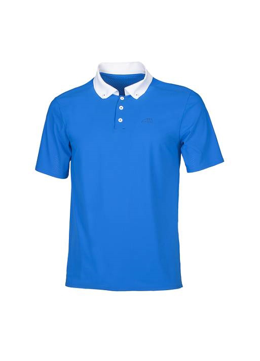 EQUILINE 男用比賽衫 (寶藍色/L)