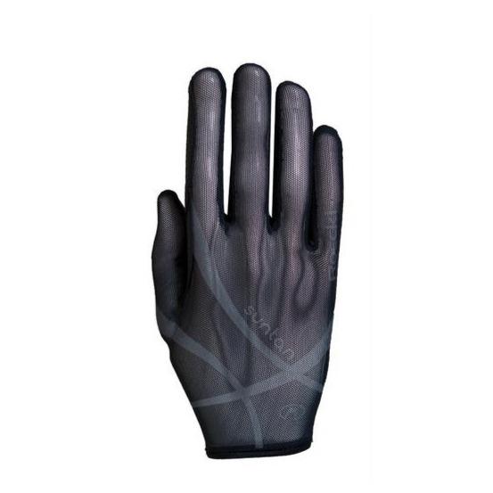 Roeckl 透氣型助曬手套 (黑色)