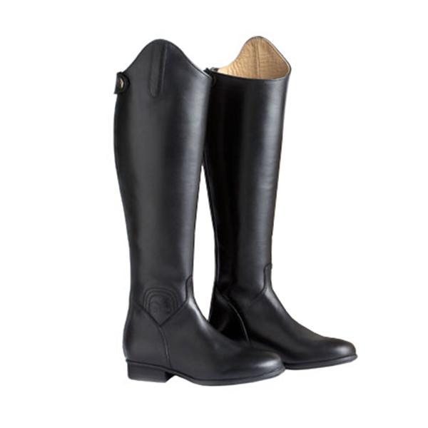 LEXHIS 騎馬長筒皮靴 (黑色/36/38/41)