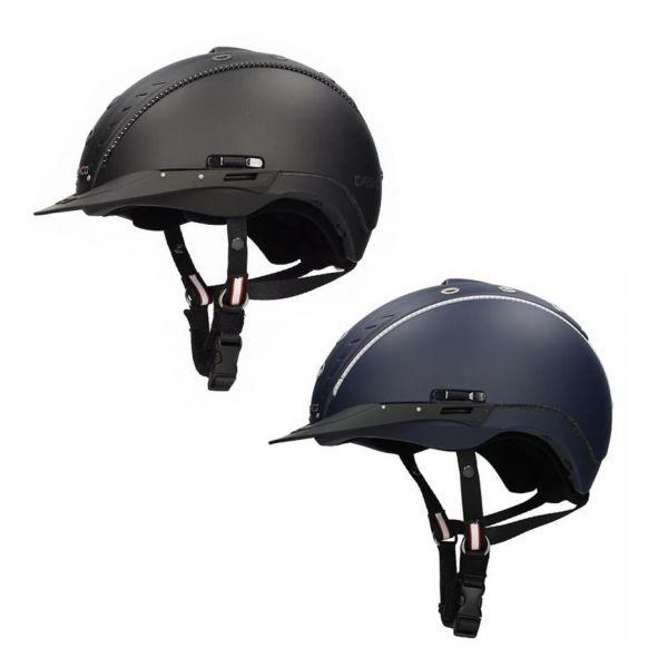 CASCO 透氣騎士帽 (2色可選/可替換式線帶設計)