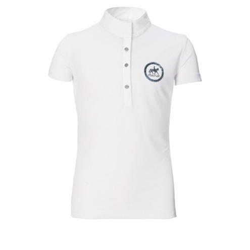 PIKEUR 童用比賽衫 (白色/158/164)