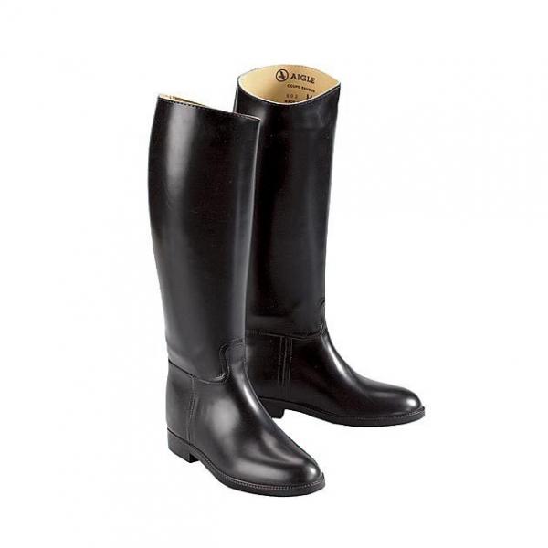AIGLE 長膠靴 (31-40/黑色)