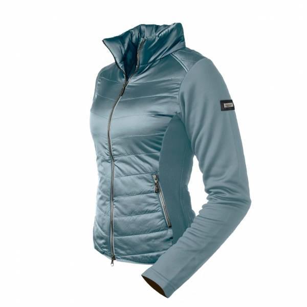 EQUESTRIAN STOCKHOLM 女用保暖夾克 (鐵灰藍/S)