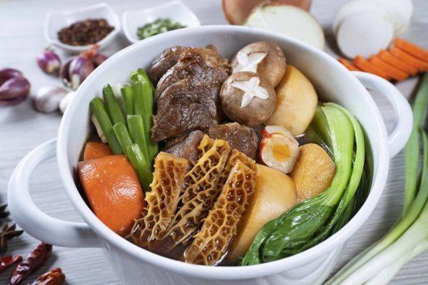 吃鍋時間-雙牛燉小鍋(每組16包7折)免運