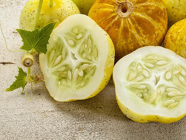 檸檬黃瓜/栽培組合