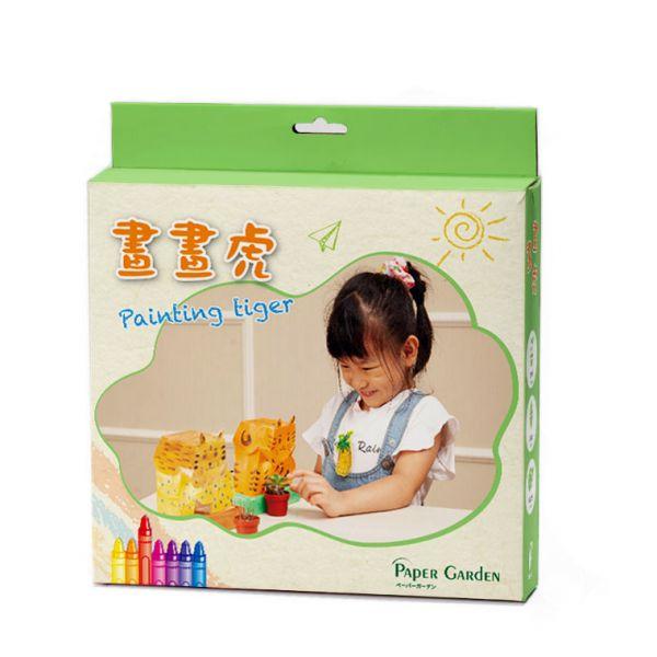 Paper Garden 畫畫虎 教育,學習,教材,同樂,團購