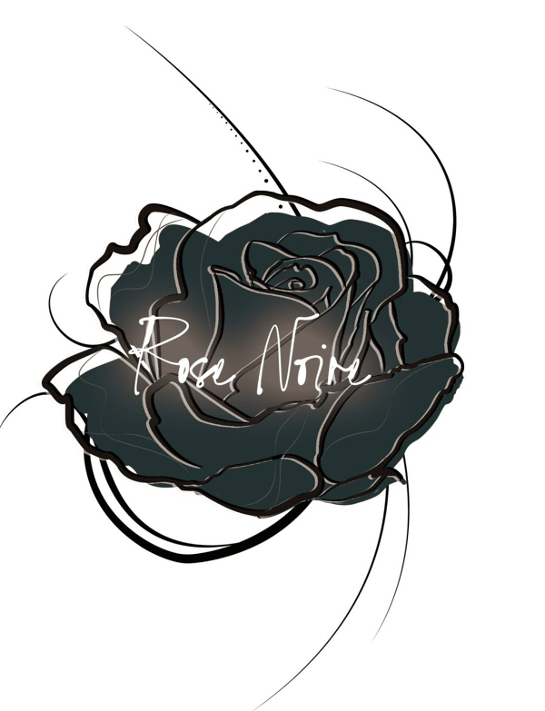 《Rose Noire》 /刀劍神域 尤吉歐X桐人 文本 BY:蘭珵翛(少爺啾啾叫)