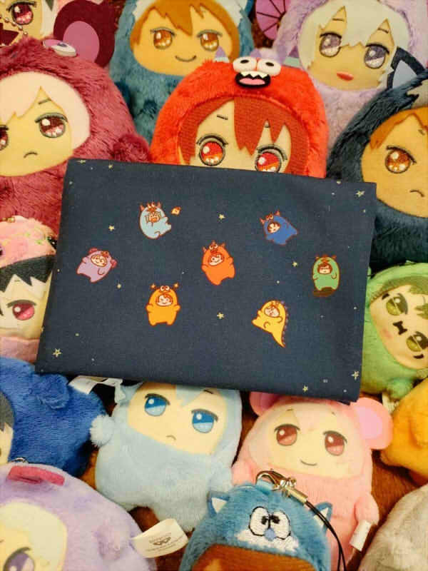 I7 Little Monster Coin Purse /IDOLiSH7 Goods BY:呼呼花 IDOLiSH7 周邊 BY:呼呼花