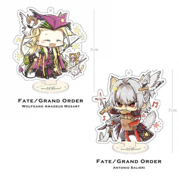 貓貓透明壓克力立牌 /Fate/Grand Order 周邊 BY:MD蒙奇(人品合眾國) Fate/Grand Order 周邊 BY:MD蒙奇(人品合眾國)
