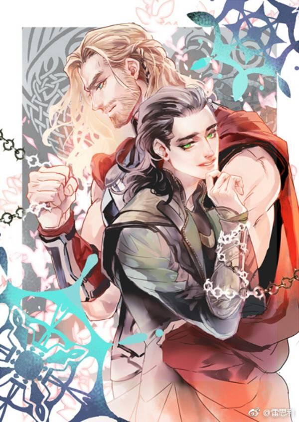 《Love and Lie》 /Thor Thorki Comic BY:雷思利 雷神索爾 錘基 漫本 BY:雷思利