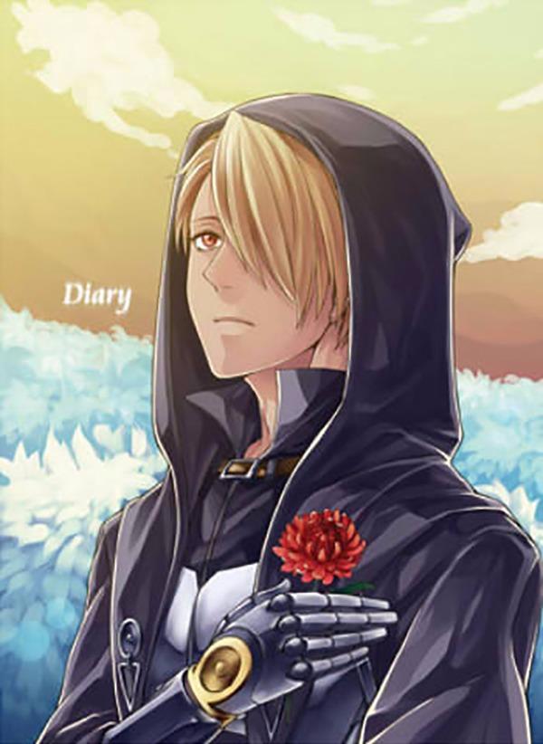 《Diary》 /Unlight 梅薩 漫本 BY:光矢 Unlight 梅薩 漫本 BY:光矢
