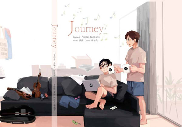 《Journey》 /Twosetviolin/RPS  Breddy(Eddy/Brett) 文本 BY:炎緋(熾炎之緋) Twosetviolin/RPS  Breddy(Eddy/Brett) 文本 BY:炎緋(熾炎之緋)