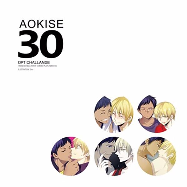 【二手書】《AOKISE 30》 /黑子的籃球 中文 圖本 ※6