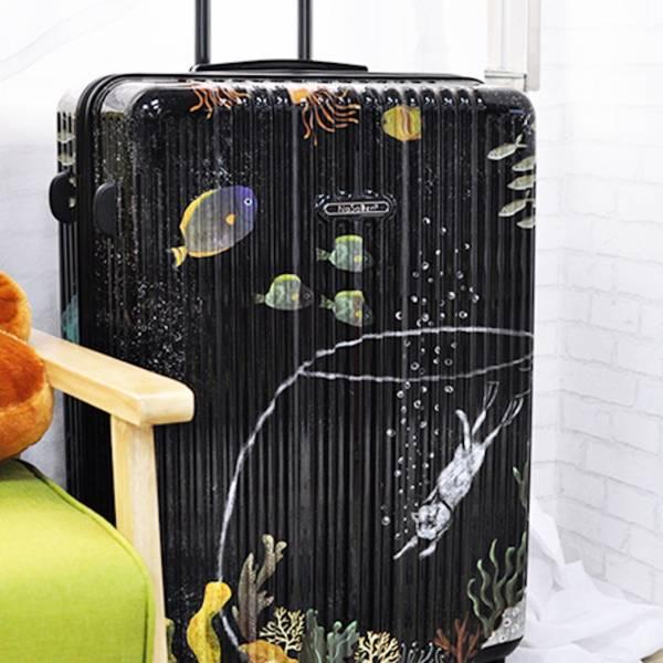 【與喵一起旅行吧】29吋德國NaSaDen行李箱